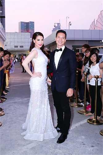 Đêm 12/03, rất nhiều mỹ nhân Việt đã có mặt tại Lễ trao giải thưởng 'Cánh Diều 2014' do Hội điện ảnh Việt Nam tổ chức.