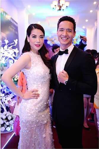 Cả hai hiện đang là 'cặp đôi điện ảnh' 'nóng' nhất làng giải trí Việt và nhận được nhiều sự quan tâm của khán giả.