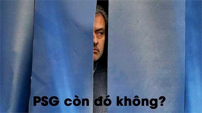 Mourinho: PSG đã đi chưa?