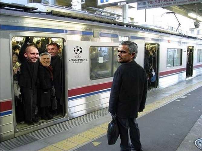 Mourinho quá chậm chân và bị Guardiola, Ancelotti bỏ rơi