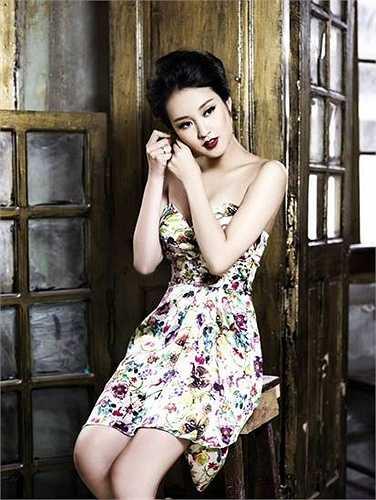 Cô nàng hot girl Mi Vân sinh năm 1988 từng một thời làm điêu đứng giới trẻ bằng ngoại hình trẻ trung, nhan sắc cuốn hút cùng khả năng chơi piano tuyệt vời. Đôi mắt tròn to và gương mặt bầu bĩnh, đáng yêu của cô từng là mơ ước của rất nhiều cô gái.