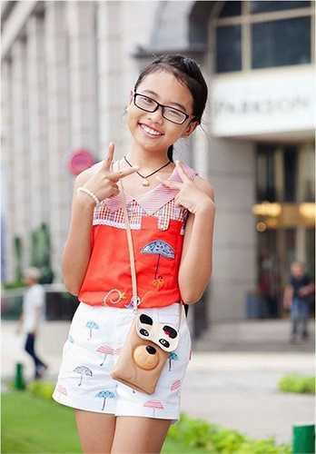 Từ đây, hình ảnh của Phương Mỹ Chi đã dần thay đổi với phong cách thời trang hiện đại và trẻ trung hơn.