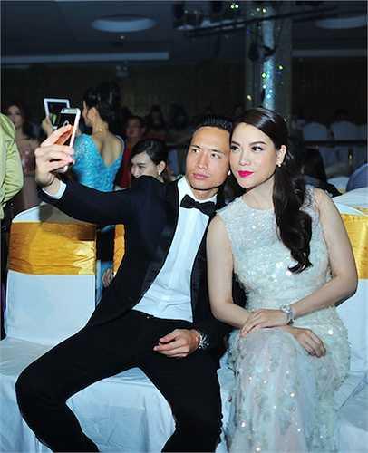 Nhiều người nhận xét Trương Ngọc Ánh và Kim Lý rất đẹp đôi.