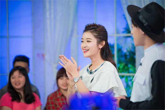Sau khi đăng quang Á hậu Hoa hậu Việt Nam 2015, nhan sắc Huyền My ngày càng tỏa sáng.
