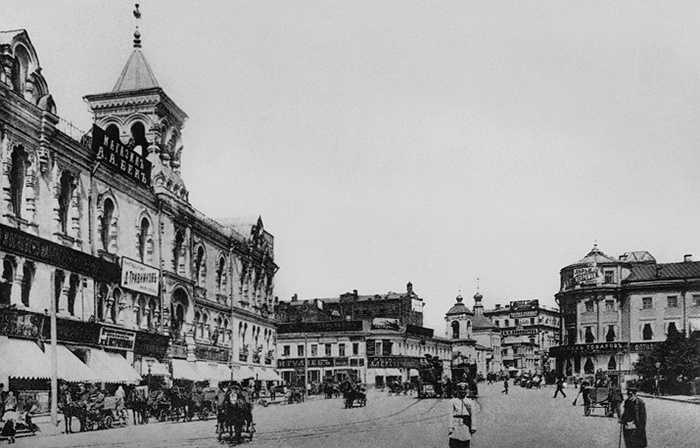 Bảo tàng Polytechnic được chụp vào năm 1900