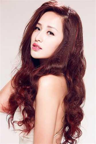 Kể từ khi đăng quang Hoa hậu Việt Nam 2006, Mai Phương Thúy ngày càng đẹp và ăn mặc sành điệu