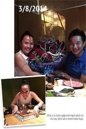 Sau đó, tình yêu nảy nở, hai người kết hôn và anh đưa vợ ra Hà Nội. Hiện tại, vợ chồng Hoa Thanh Tùng có một cậu con trai rất thông minh và hiếu động.