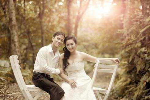 Thanh Thanh Hiền yêu Chế Phong bởi cách nam nghệ sỹ yêu chị.