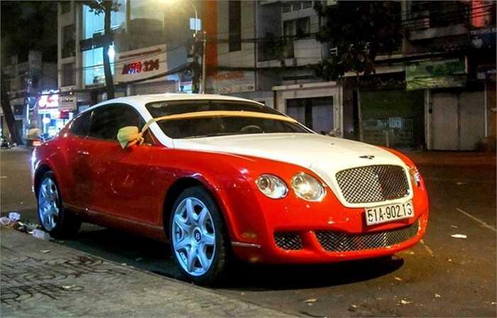 Bentley Continental GT là siêu xe hai cửa, bốn chỗ ngồi của hãng xe siêu sang Bentley Motors, được sản xuất từ năm 2003. Đây là chiếc xe đầu tiên được giới thiệu bởi Bentley kể từ khi thuộc sự quản lý của Volkswagen AG.