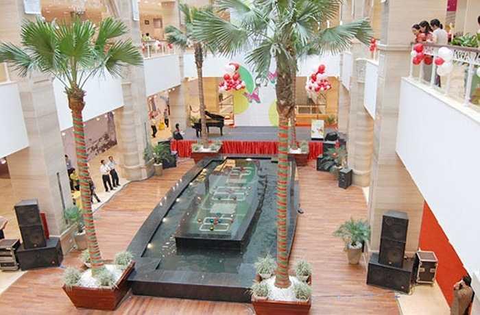 Ngoài ra, khu vực trung tâm thể dục thể thao hiện đại bậc nhất Việt Nam Star Fitness Bitexco với đầy đủ trang thiết bị tập luyện, phòng tập dance, yoga, AEROBIC.