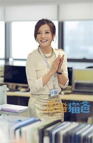 'Vua hài' phải viết một vai dành riêng cho Triệu Vy, bên cạnh 2 vai chính của Thư Kỳ và Văn Chương.