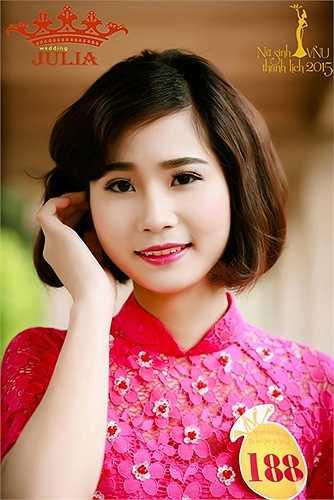 Nguyễn Thị Huyền Trang, K59H- ĐH Công Nghệ.