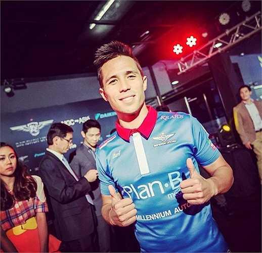 Anthony Ampaipitakwong hiện thi đấu cho CLB Bangkok United.