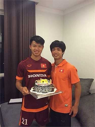 Theo lý thuyết, Văn Thành, Công Phượng, Thanh Bình, Văn Toàn sẽ là 4 tiền đạo được ông Miura giữ lại đội U23 Việt Nam.