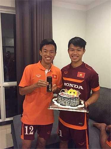 Bước sang tuổi 21, Văn Thành là một trong những tiền đạo đầy triển vọng của bóng đá Việt Nam.