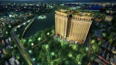 G5 chính thức phân phối dự án căn hộ D.' Le Pont D'