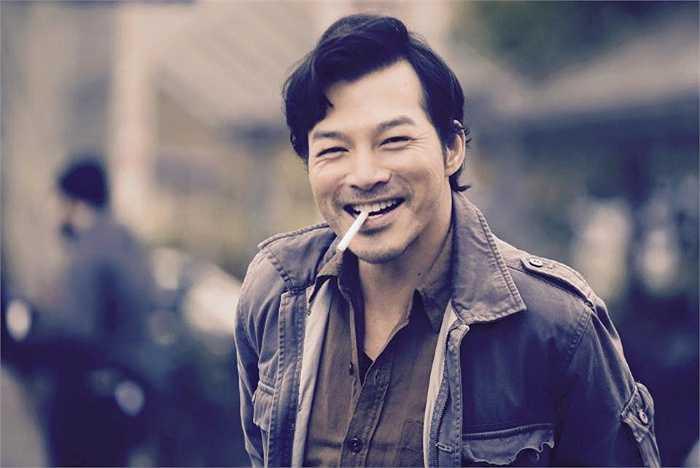 Trần Bảo Sơn vô cùng nam tính trong bộ ảnh mới.