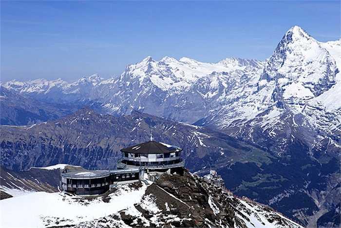 Piz Gloria - Murren, Thụy Sĩ