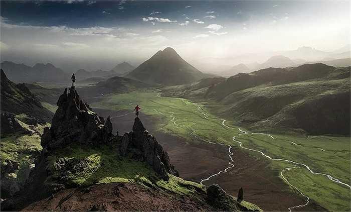 Fjallabaksleið, Iceland