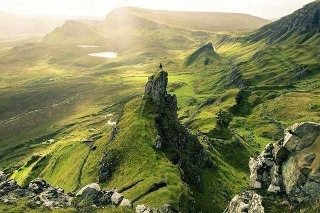 Đảo Skye, Scotland