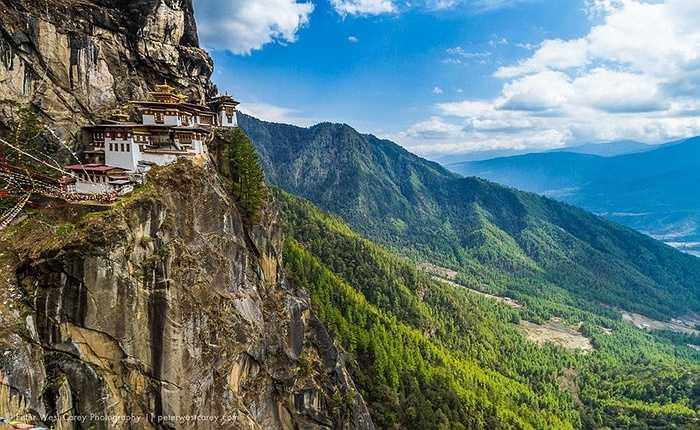 Tu viện cổ Tiger's Nest, Bhutan