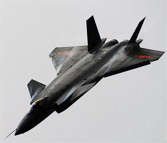 Chengdu J-20, chiến cơ được Trung Quốc quảng cáo là thế hệ thứ 5 nhưng chưa thể hiện được nhiều