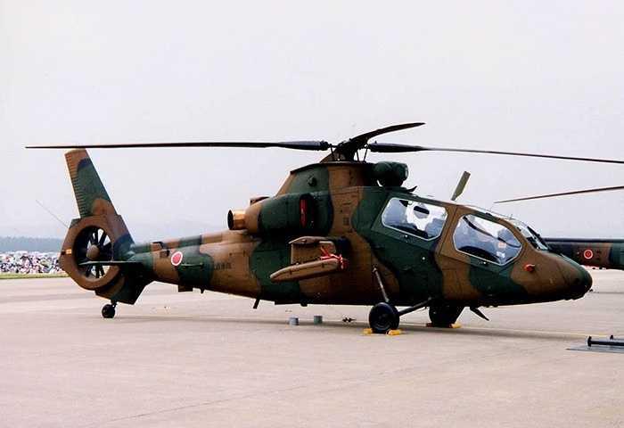 Trực thăng Kowasaki Ninja của Nhật Bản