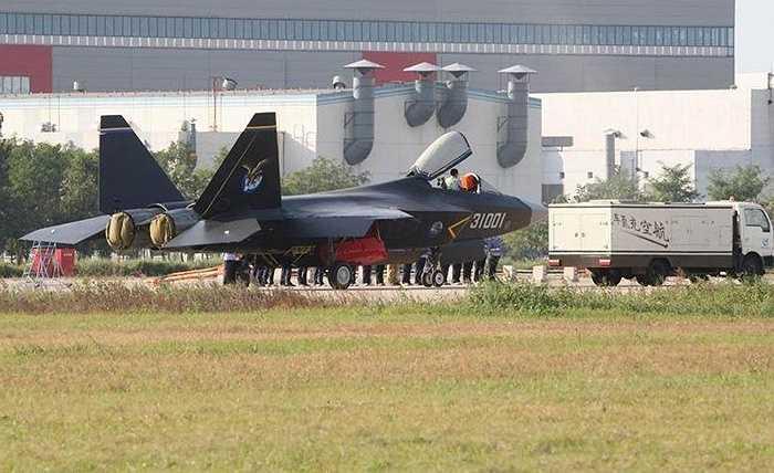 Shenyang J-31, chiến cơ đang trong quá trình hoàn thiện của Trung Quốc