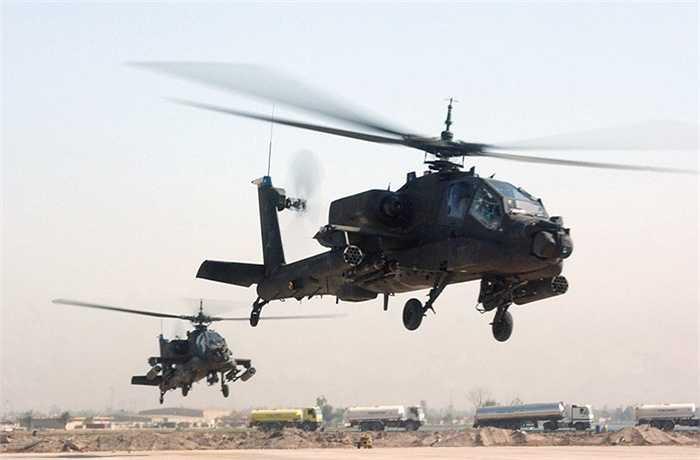 Trực thăng vũ trang Apache