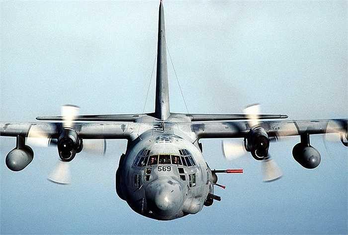 Pháo đài bay AC-130
