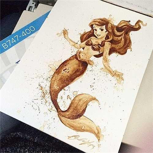 Hình ảnh nàng tiên cá