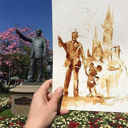 Walt Disney và Mickey