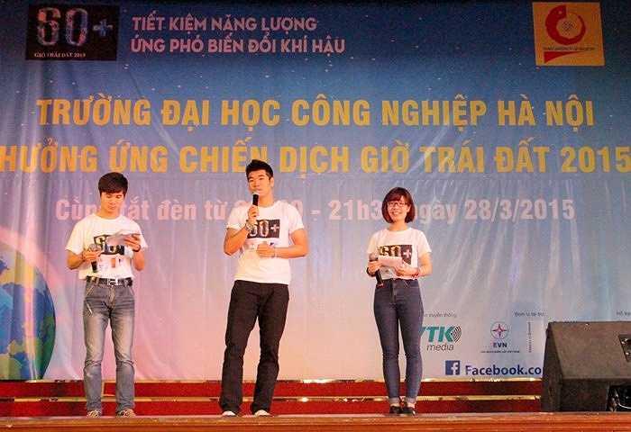 Đại sứ Tạ Quang Thắng giao lưu tại chương trình