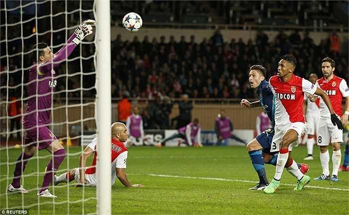 Arsenal bị loại đồng nghĩa với việc nước Anh đứng trước nguy cơ sạch bóng các đại diện ngay từ vòng tứ kết