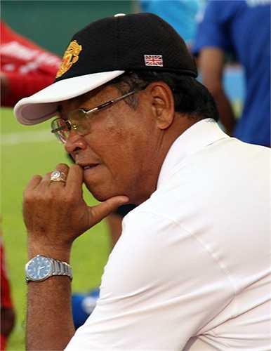 Còn HLV Trần Bình Sự thì cho rằng, U23 Việt Nam mà đá thế này thì rất khó thắng. (Ảnh: VSI)