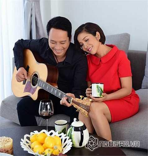 May mắn cho một trong những Diva của làng nhạc Việt là không phải chịu cảnh con chung, con riêng. Thậm chí, con gái riêng của chồng còn coi cô như mẹ đẻ.