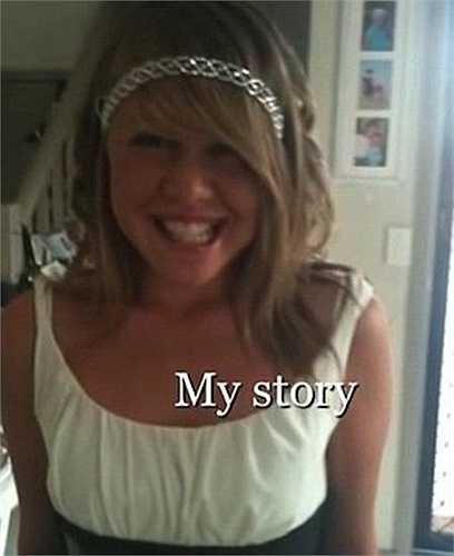 Khi còn học trung học, Christie Swadling thường xuyên bị bạn bè chế nhạo vì thân hình mập mạp của mình.