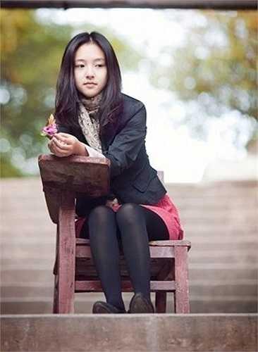 Cô gái trẻ này đã có trong tay vài vai diễn truyền hình.