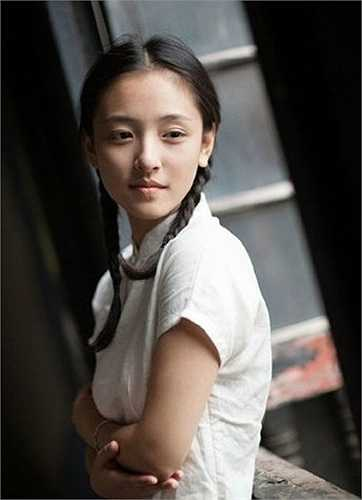 Cô được dân mạng biết đến nhiều sau khi tham gia bộ phim 'Bên nhau trọn đời' với vai Triệu Mặc Sênh hồi còn trẻ.