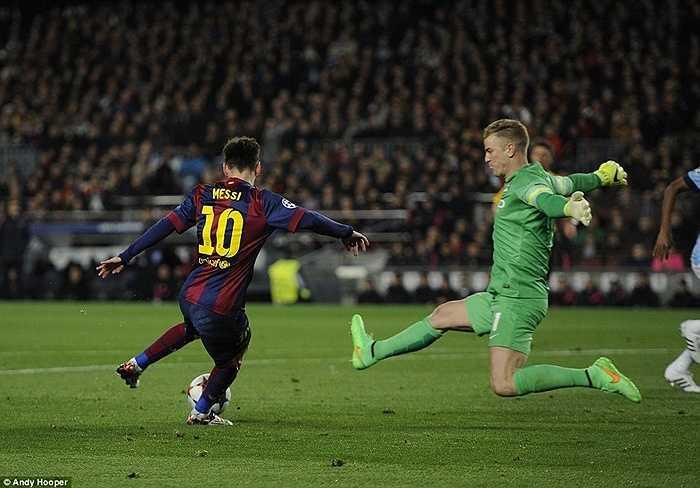 Còn Barca, họ xứng đáng được coi là ngáo ộp của người Anh