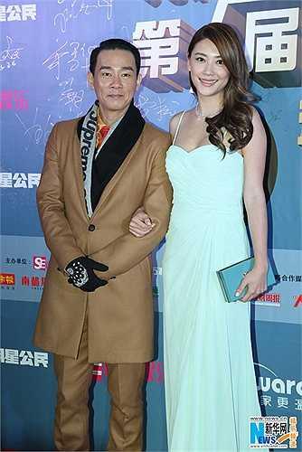 Vợ chồng cặp đôi Trần Tiểu Xuân.