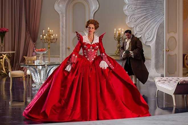 Tuy nhiên, Mirror Mirror chủ yếu thu hút khán giả tới rạp bởi 'người đàn bà đẹp' Julia Roberts. Nữ diễn viên giàu kinh nghiệm là người thủ vai Hoàng hậu trong phim.
