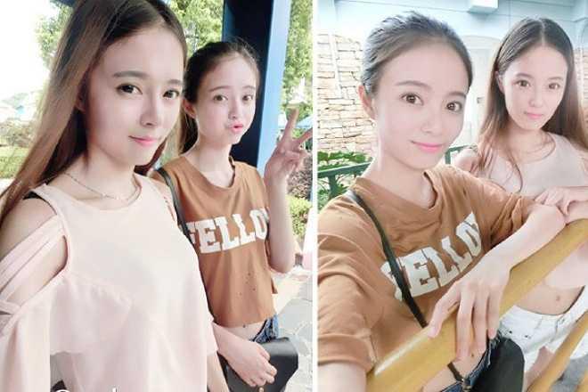 Hai chị em sinh ngày 28/10/1994, thuộc cung Thần Nông.