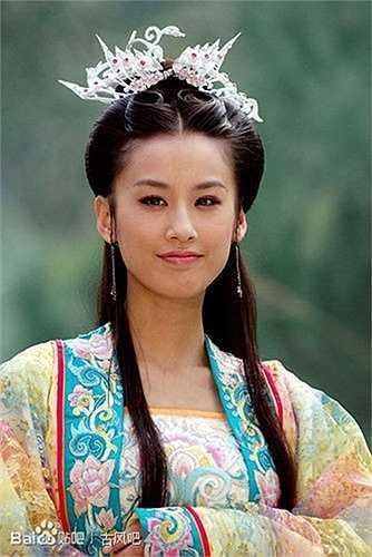 Huỳnh Thánh Y ghi điểm với vai Thất tiên nữ trong Thiên tiên phối.