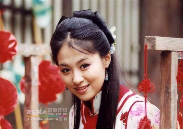 Thẩm Ngạo Quân xinh đẹp với tạo hình tiên nữ trong Thiên địa truyền thuyết chi Bảo liên đăng.