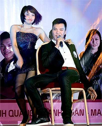 Nguyễn Minh Quang với ca khúc ' Những cô nàng ham vật chất'