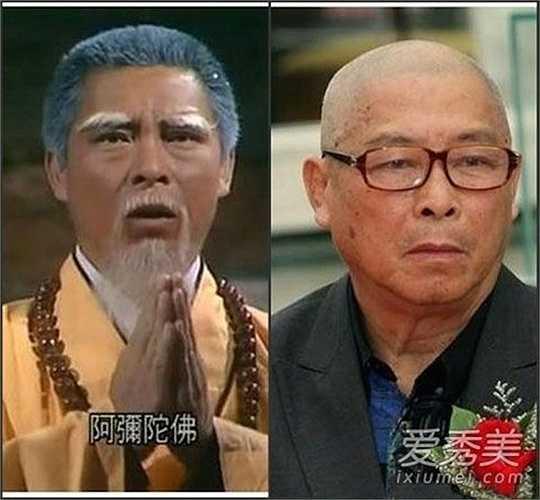 'Nhất Đăng Đại Sư' Lưu Triệu Minh hiện đã 84 tuổi và không còn tham gia đóng phim.