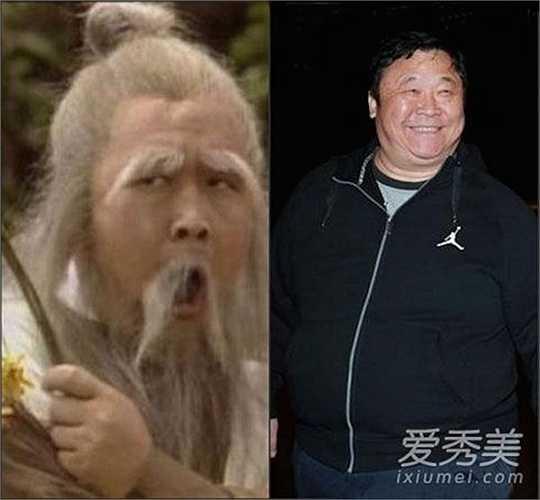 'Chu Bá Thông' Tần Hoàng vẫn tích cực tham gia đóng phim. Blind Detective là một trong những tác phẩm gần đây của ông.