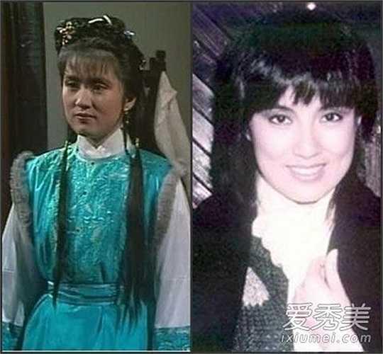 'Công chúa Hoa Tranh' Hoàng Tạo Thời rời xa làng giải trí từ năm 1984. Hiện cô đang sinh sống tại London.  (Nguồn: Zing)