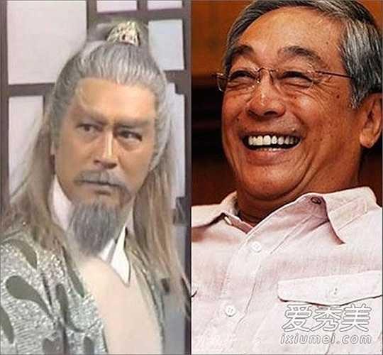 'Hoàng Dược Sư' Tăng Giang dù 79 tuổi những vẫn là gương mặt quen thuộc trên màn ảnh rộng.